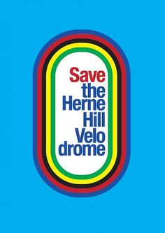 """Herne Hill """"Save The Velodrome"""" release new cycling kit to help raise funds. 
