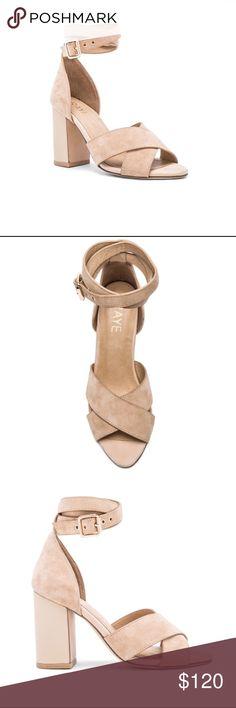 Raye Lily Heel Nude Size 39 Raye Lily Heel Nude Size 39, Raye the label RAYE Shoes Heels