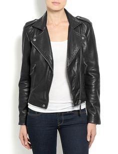 Lucky Brand Major Moto Jacket Adult - Lucky Black (S)