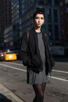 On the Street…Sixth Ave., New York   The Sartorialist   Bloglovin'