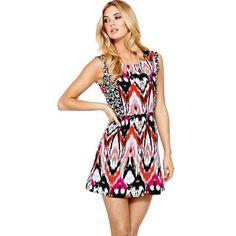 Vero Moda Muka Dress Dress Patterns, Color Patterns, Pattern Dress, Rompers, Summer Dresses, Red, Pink, Stuff To Buy, Beauty