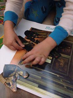 10o Atividade de Férias inspirada na História da Arte - Barroco