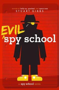 Evil spy school : a