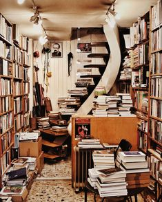Bookshop ~ Poland