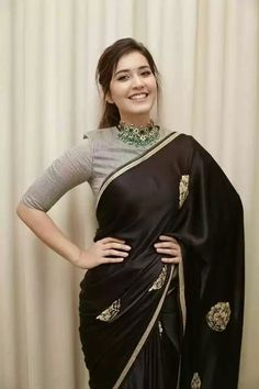Bollywood,Tollywood news,events, actress gallery,photos Sari Design, Sari Blouse Designs, Fancy Blouse Designs, Indian Designer Outfits, Indian Outfits, Stylish Blouse Design, Saree Trends, Saree Models, Belle