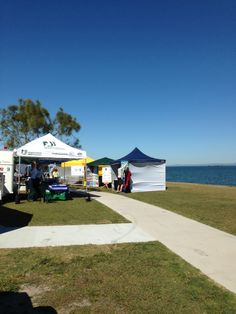 My Town Magazine at the Bribie Island Community Service Spectacular.