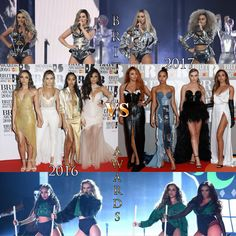2016 or 2017?  Little Mix