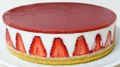 Cheesecake fara coacere (CC Eng Sub) | JamilaCuisine
