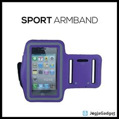 #JogjaGadget cool Sport Armband for iPhone 4/4s 5/5S/5C, iPod Touch 5