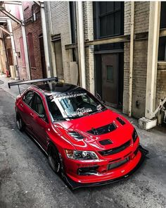 mentions J'aime, 8 commentaires – Evo Society ( sur Instagr… - Everything About Cars Mitsubishi Lancer Evolution, Tuner Cars, Jdm Cars, Cars Auto, Renault Nissan, Nissan 350z, Evo 8, Street Racing Cars, Auto Racing
