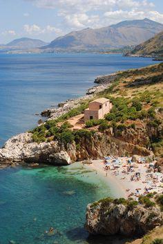Costa di san vito lo capo - Sicily Italy