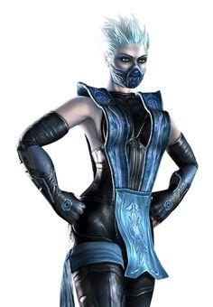Frost-Mortal Kombat