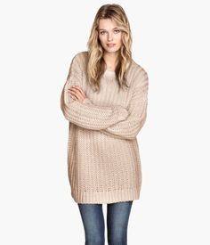 all the chunky/ oversized sweaters. h&m