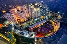 Mall at Jakarta by Dikky Oesin on 500px