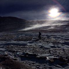 """This was the beginning of a long slog up Mt Bierstadt... #14er, #Colorado, #runmycity"""