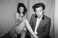The Dreamer LDN — Kendall & Harry Styles photographed by Theo Wenner