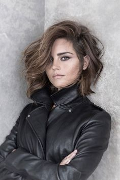 Jenna Coleman Gets Glam in Harrods Magazine - Fashion Gone Rogue