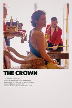 Olivia Coleman, Vanessa Kirby, Matt Smith, Me Tv, Polaroids, Film Posters, The Crown, Movies And Tv Shows, Movie Posters