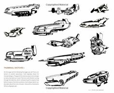Lift Off: Air Vehicle Sketches
