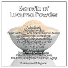 Benefits Of Lucuma Powder