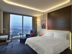Le Méridien Istanbul Etiler—Bosphorus Room General by LeMeridien Hotels and Resorts, via Flickr