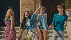 """The cast of Best Friends Whenever performs """"œMaking Today a Perfect Day"""" from Frozen Fever!"""