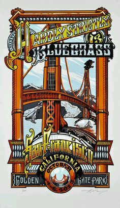 Hardly Strictly Bluegrass > Christmas and birthdays combined