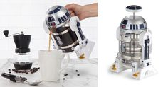 R2-D2 Coffee Press Will Give You The Force To Wake Up | Bored Panda