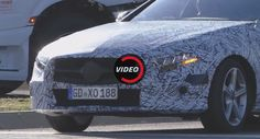 2018 Mercedes-Benz CLS Convoy Spotted With Different Headlights