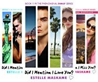 The Did I Mention I Love You Trilogy Box Set Of The Phenomenal Dimily Series By Estelle Maskame Beautiful Love Stories Book Boyfriends Trilogy