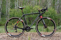 Niner BSB 9 RDO carbon fiber cyclocross bike