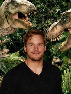 We can already picture Jurassic World With Chris Pratt, and it's awesome.