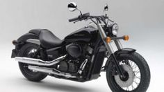 Honda Shadow Black Spirit Cruiser