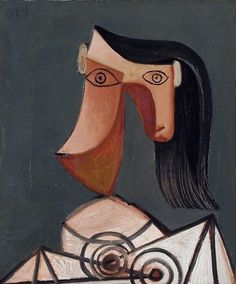 Picasso on Dionyssos tumbir