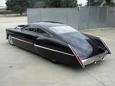 Cool Caddy...  ZZTOP Cadzzilla... - - OK, - not MoPar, - but yet, still pretty cool...