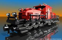 Davide Solurghi (Morpheus) Project's - 2027 Morpheus Locomotive