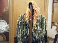 AWESOME-Custom-Made-Youth-Size-10-12-SWAMP-MONSTER-HALLOWEEN-COSTUME