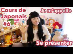 COURS DE JAPONAIS #6 Se présenter : Hajimemashite Je mappelle - from #rosalys at www.rosalys.net - work licensed under Creative Commons Attribution-Noncommercial