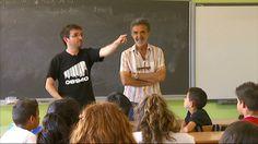 Darrera els professionals compromesos hi ha un mestre invisible. Jordi Èvole i el seu mestre sindicalista.  http://www.tv3.cat/videos/3931830/Lexit-i-el-fracas