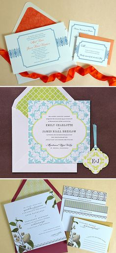 District Weddings showing Dauphine Press Bedford, Camille and Citron suites