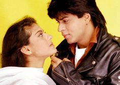 SRK And Kajol – The Most Romantic Jodi