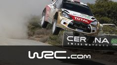 Stages 19-22: Rally Guanajuato México 2014 | #WRC
