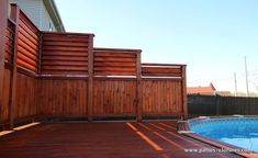 Above Ground Pool Ideas - In the summer, people like spending few hours in the swimming pool. However, you may hate the way your above ground pool looks in your backyard. Above Ground Pool Landscaping, Above Ground Pool Decks, Backyard Pool Landscaping, Backyard Playground, Pool Fence, Fire Pit Backyard, In Ground Pools, Backyard Pergola, Swimming Pool Enclosures