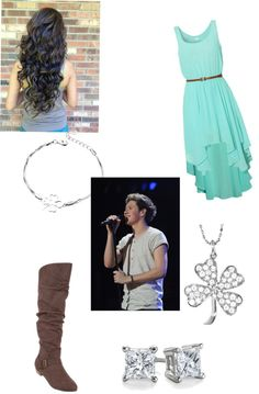 """Horan family reunion with Niall"" by reynoldstasha ❤ liked on Polyvore"