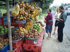 Bali Fruit Market