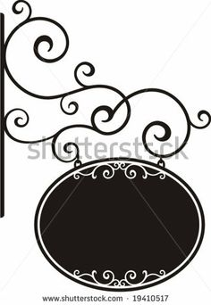 Wrought Iron Sign Stock Photos, Wrought Iron Sign Stock Photography, Wrought Iron Sign Stock Images : Shutterstock.com
