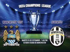 Fútbol Recomendado HOY:  Manchester City - Juventus, Real Madrid - Shakhtar Donetsk, PSV Eindhoven - Manchester United, Aguilas Doradas - Olimpia  http://blogueabanana.com/deportes/futbol-15-al-17-septiembre.html