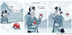 Pokemon ball within the...pokemon...ball...?