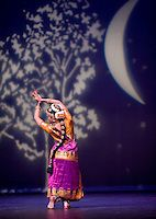 Anjali performing her Arangetram at the Irving Arts Center in Irving, Texas | Uday K Photography