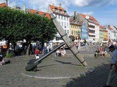 Located Near Imperial Hotel, Nyhavn (Danish pronunciation:
